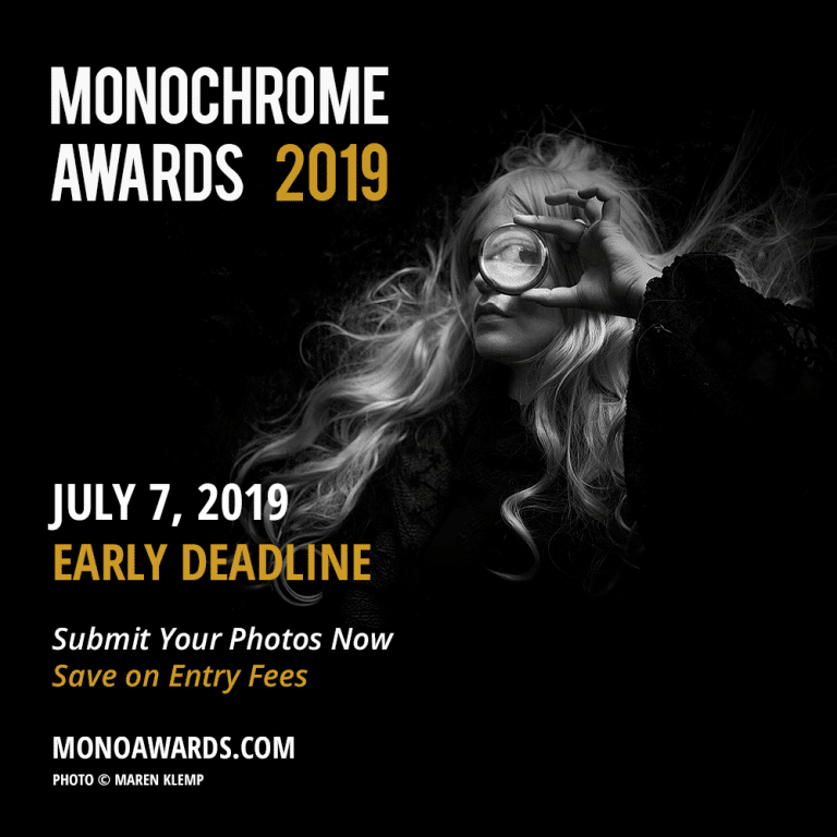 Monochrome Photography Awards 2019